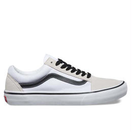 VANS OLD SKOOL PRO (50th) '92 WHITE/BLACK