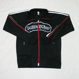 Puff Puff Jersey JACKET (BLACK/RED/WHITE)