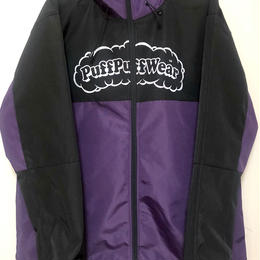 Puff Puff SWITCHING SHELL JUMPER (PURPLE)