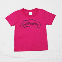 Puff Puff Kids TEE (TROPICAL PINK)