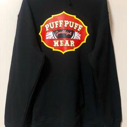 PUF PUF  HOOD PARKA (BLACK)