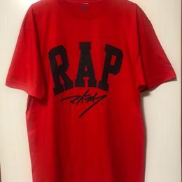 RAPマイライフ TEE (HI RED)