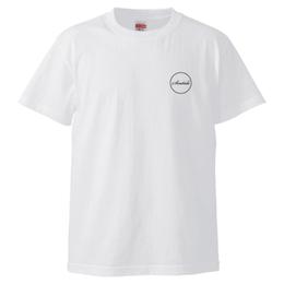 Seatide ロゴTシャツ-WH