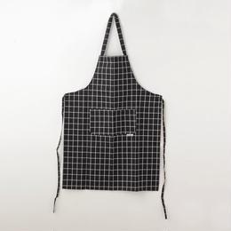 【イタリア製】胸付きシェフエプロン スクエア エゴシェフ