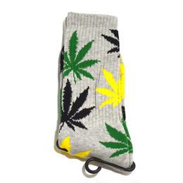 HUF ORIGINAL SOCKS (PLANT LIFE) JAMAICA