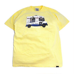 STILLAS S/S T-SHIRTS (COLD AS ICE) LIGHT YELLOW
