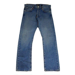 STUSSY (LIGH WASH DENIM MADE IN USA) L.BLUE