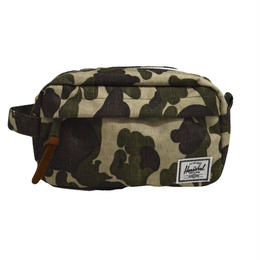 HERSCHEL TRAVEL POUCH (CHAPTER CARRY ON) FROG CAMO