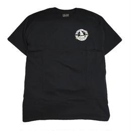 BENNY GOLD S/S T-SHIRTS (SAIL SHIRT) BLACK