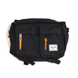 HERSCHEL WAIST BAG (EIGHTEEN) BLACK