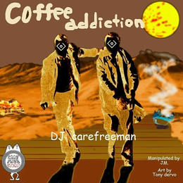 DJ Ryoji a.k.a carefreeman (coffee addiction)
