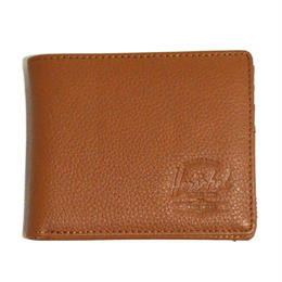 HERSCHEL WALLET (HANK PL LEATHER WALLET) TAN