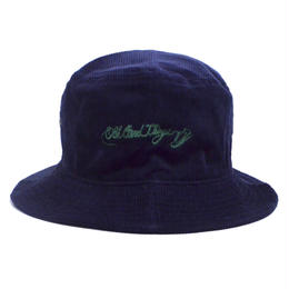 OldGoodThings (OGT ORIGINAL CORDUROY BUCKET HAT) NAVY