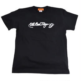 OldGoodThings S/S T-SHIRTS (ORIGINAL LOGO ) BLACK