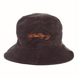OldGoodThings (OGT ORIGINAL CORDUROY BUCKET HAT) D.BROWN