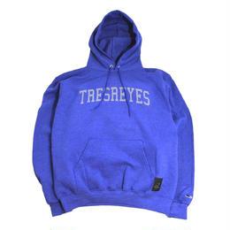 TRESREYES SWEAT PARKA (ROOTS MATES) H.BLUE
