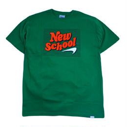 STILLAS S/S T-SHIRTS (NEW SCHOOL) GREEN