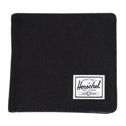 HERSCHEL WALLET (HANK LARGE WALLET) BLACK