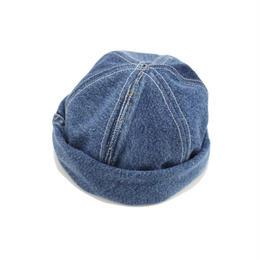roll cap denim⑥深め