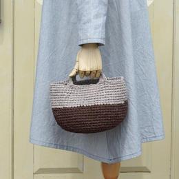 裂き編みバッグ(Sサイズ)