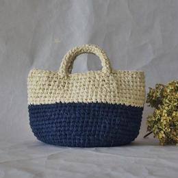 裂き編みバッグ 【Sサイズ】