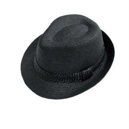 Lil`Tokyo(リルトーキョー)STRAW HAT  BLACK