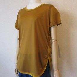 MaisonScotch Tshirt mustard