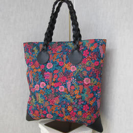 COHAKU antique flower bag