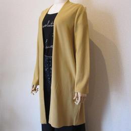 SONOMANIA   cotton Knit long cardigan beige