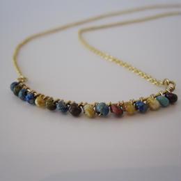 YOCHI necklace multi