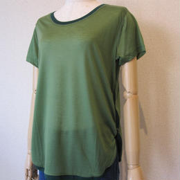 MaisonScotch Tshirt green