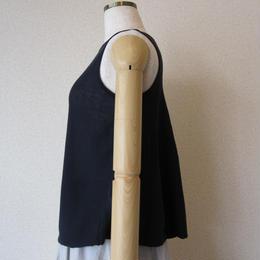 KOYUKI flare Knit navy