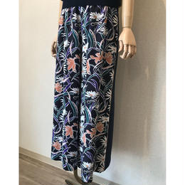 Andcurtaincall flower print pants