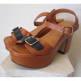 CHIEMIHARA belt strap sandal