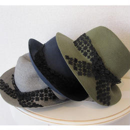 KOYUKI lace hat