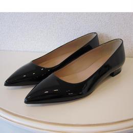 CORSOROMA9 enamel pumps black