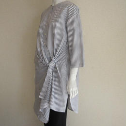 KOYUKI ribbon long blouse