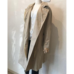 spoom trench coat sand