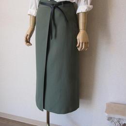 Doneeyu  belt tight skirt