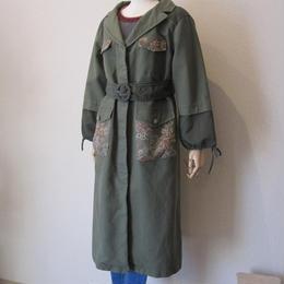 leur logette     army coat