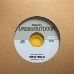 URBAN OUTDOOR / MIX-CD / CD selected & mixed by yoshiharu yoshida