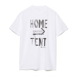 [snow peak] Printed Tshirt Home⇄Tent