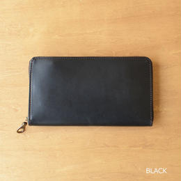 [ARTS&CRAFTS] ELBAMATT ACC / ZIP-ROUND LONG WALLET