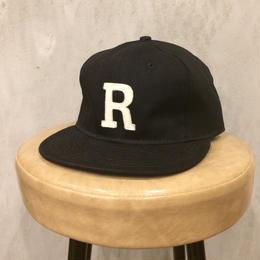 [EBBETS FIELD FLANNELS] Rike lab.別注 BASEBALL CAP
