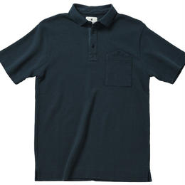 [snow peak] Take Kanoko Polo Shirt