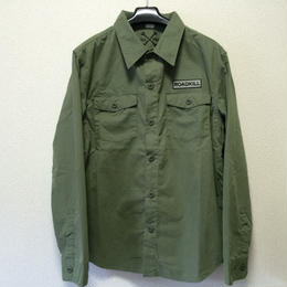 RK Military Shirt  -SOLDOUT-