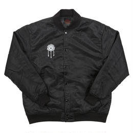 Dreamcatcher & Medicine Wheel 90's College jacket