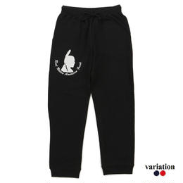 Indian Face Silhouette Sweat Pants