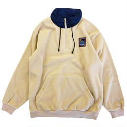 ONLY NY OUTDOOR GEAR FLEECE PULLOVER coyote オンリーニューヨーク フリース
