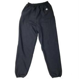 Champion Cotton Max 9.7oz Fleece Pant BLACK  チャンピオン スウェットパンツ